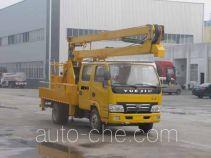 Chufei CLQ5070JGK4NJ aerial work platform truck