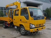 Chufei CLQ5070JSQ4Q truck mounted loader crane