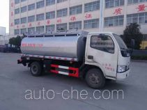 Chufei CLQ5070TGY5 oilfield fluids tank truck