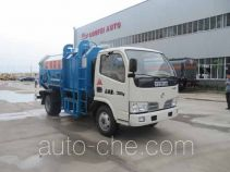 Chufei CLQ5070ZZZ4 self-loading garbage truck