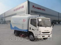 Chufei CLQ5071TSL4NJ street sweeper truck