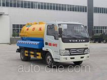 Chufei CLQ5080GXW4NJ sewage suction truck