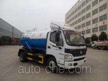 Chufei CLQ5080GXW5BJ sewage suction truck