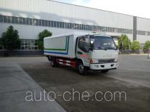 Chufei CLQ5080XTY5HFC sealed garbage container truck