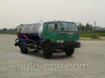 Chufei CLQ5090GXW vacuum sewage suction truck
