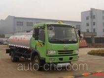 Chufei CLQ5100GHY3CA chemical liquid tank truck