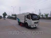 Chufei CLQ5110TXS5 street sweeper truck