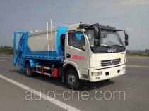 Chufei CLQ5110ZYS5 garbage compactor truck