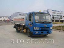 Chufei CLQ5140GHY3CA chemical liquid tank truck