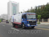 Chufei CLQ5160TSL4BJ street sweeper truck