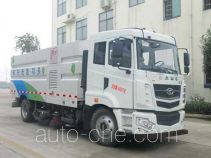 Chufei CLQ5160TXS4HN street sweeper truck