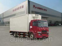 Chufei CLQ5160XLC4HN refrigerated truck