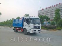 Chufei CLQ5160ZDJ5D docking garbage compactor truck