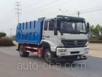 Chufei CLQ5160ZDJ5ZZ docking garbage compactor truck
