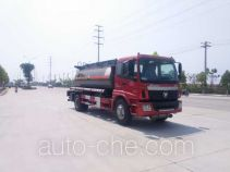 Chufei CLQ5161GFW4BJ corrosive substance transport tank truck