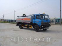 Chufei CLQ5161GHY3 chemical liquid tank truck