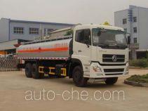 Chufei CLQ5250GHY3D chemical liquid tank truck