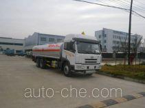 Chufei CLQ5250GLY3CA liquid asphalt transport tank truck