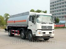 Chufei CLQ5250GRY5D flammable liquid tank truck