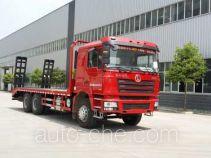 Chufei CLQ5250TPB4SX flatbed truck