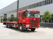 Chufei CLQ5250TPB4SX flatbed truck
