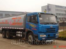 Chufei CLQ5251GHY3CA chemical liquid tank truck