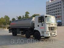 Chufei CLQ5251TGY5E oilfield fluids tank truck