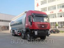 Chufei CLQ5310GFL4CQ low-density bulk powder transport tank truck