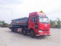 Chufei CLQ5310GFW5CA corrosive substance transport tank truck