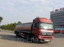 Chufei CLQ5310GYY4BJA aluminium oil tank truck