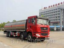 Chufei CLQ5310GYY4HNA aluminium oil tank truck