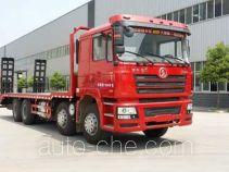 Chufei CLQ5310TPB4SX flatbed truck
