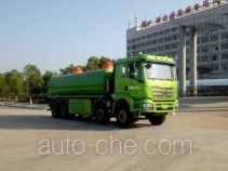 Chufei CLQ5310ZWX5SX sludge dump truck