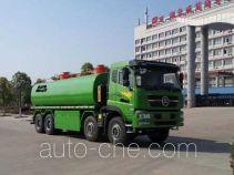 Chufei CLQ5310ZWX5ZZ sludge dump truck