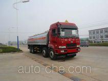 Chufei CLQ5312GHY3HN chemical liquid tank truck