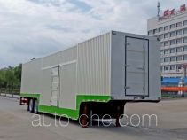 Chufei CLQ9200TCL vehicle transport trailer