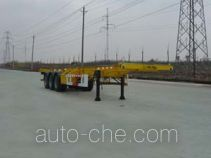 Chufei CLQ9380TJZ container carrier vehicle