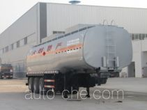 Chufei CLQ9400GLY liquid asphalt transport tank trailer