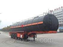 Chufei CLQ9401GLY liquid asphalt transport tank trailer