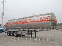 Chufei CLQ9402GYYA aluminium oil tank trailer