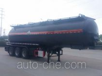 Chufei CLQ9403GFWB corrosive materials transport tank trailer