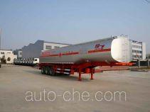 Chufei CLQ9403GYY oil tank trailer