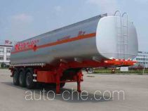 Chufei CLQ9406GHY chemical liquid tank trailer