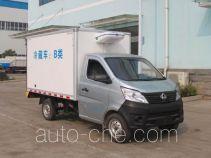 程力威牌CLW5020XLC5型冷藏车