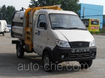 Chengliwei CLW5030ZZZBEV electric self-loading garbage truck
