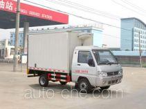 程力威牌CLW5031XLC4型冷藏车