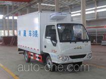 程力威牌CLW5031XLCJ4型冷藏车