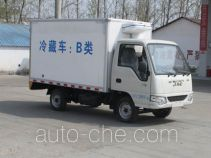 程力威牌CLW5031XLCJ5型冷藏车