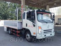 Chengliwei CLW5040CTY5 trash containers transport truck