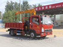 Chengliwei CLW5040JSQZ4 truck mounted loader crane